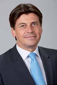 Portrait zeigt Herbert Houf