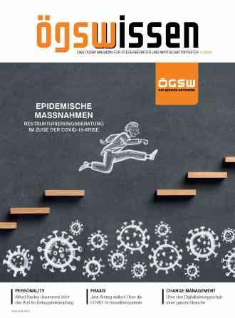 Foto: Cover ÖGSWissen