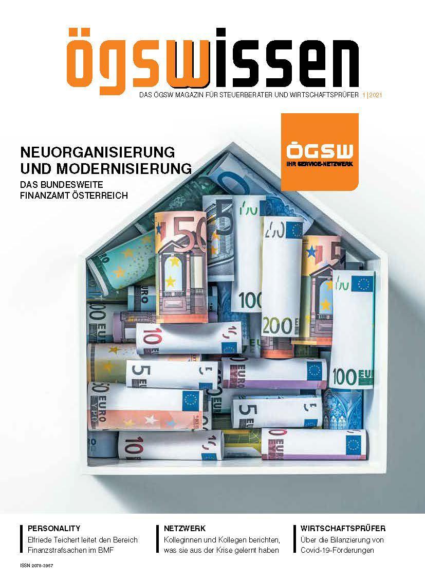 Cover Ausgabe 01/2021