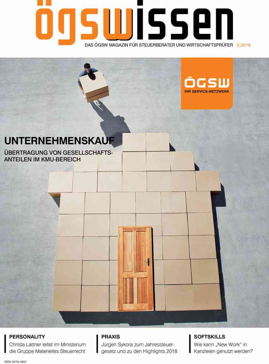 Cover Ausgabe 03/2018