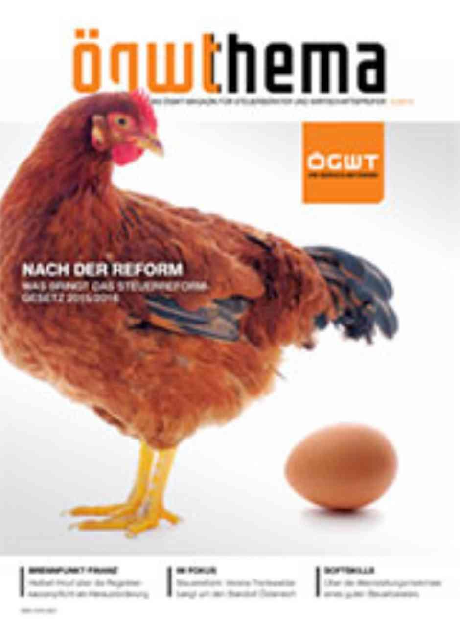 Cover Ausgabe 03/2015