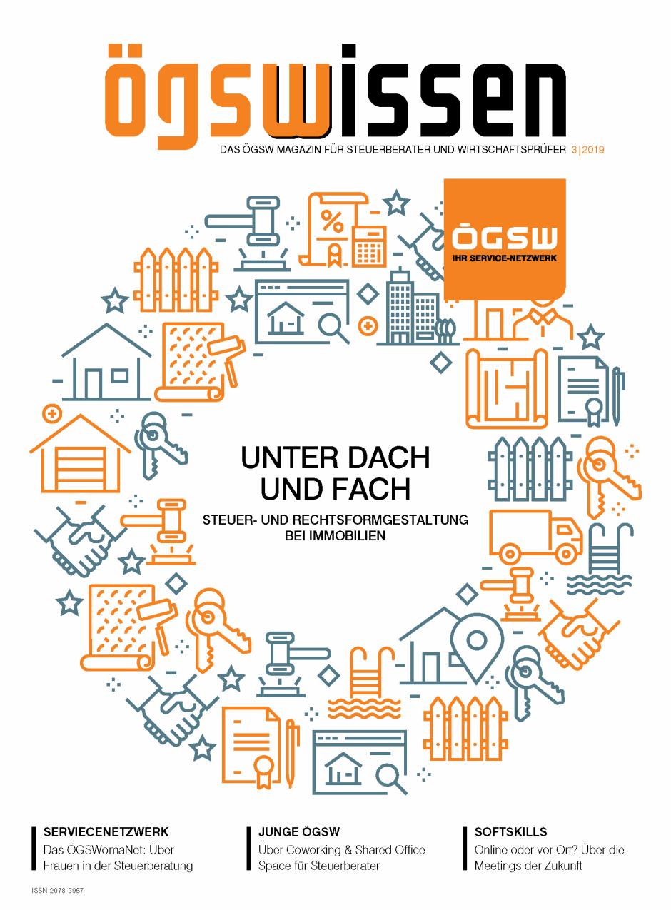 Cover Ausgabe 03/2019