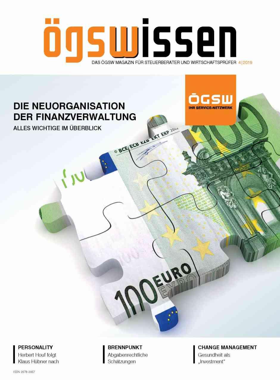 Cover Ausgabe 04/2019
