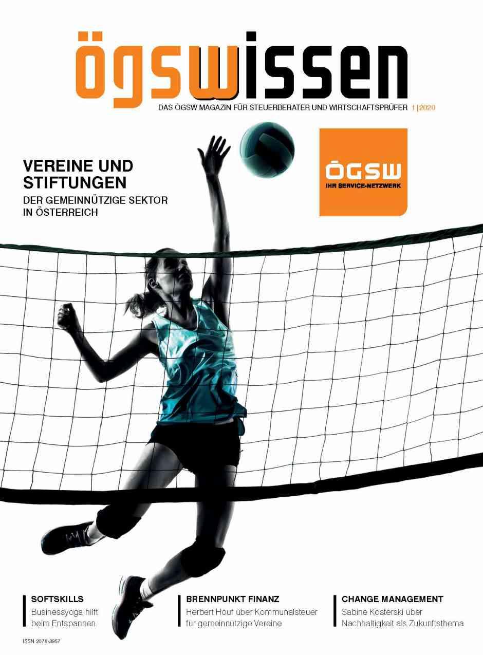 Cover Ausgabe 01/2020