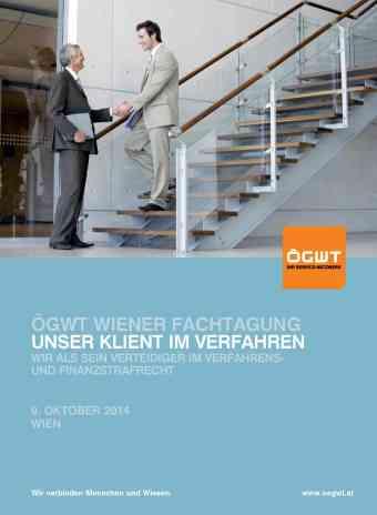 ÖGSW Wiener Fachtagung