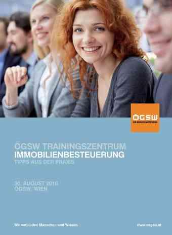 ÖGSW Trainingszentrum
