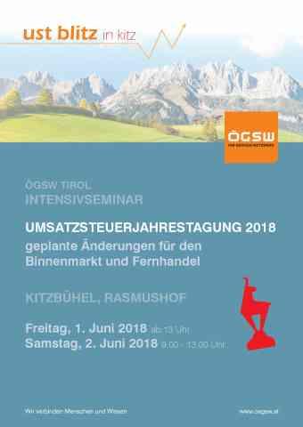 ÖGSW Tiroler Intensivseminar