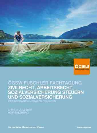 ÖGSW Fuschler Fachtagung