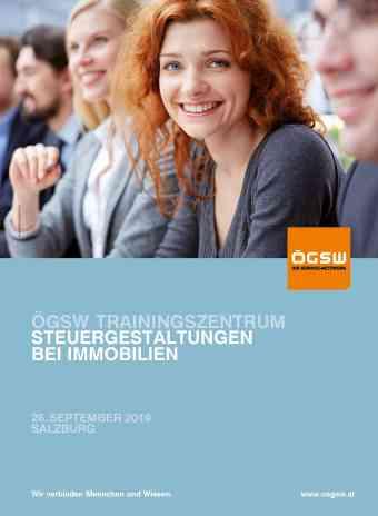 ÖGSW Trainingszentrum Salzburg