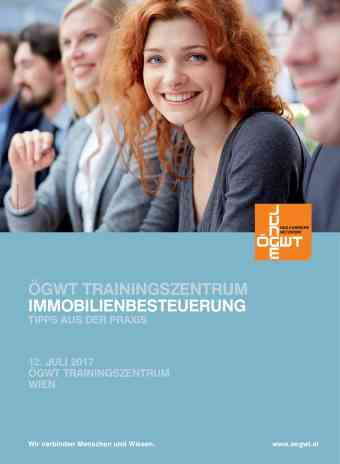 ÖGSW Trainingszentrum