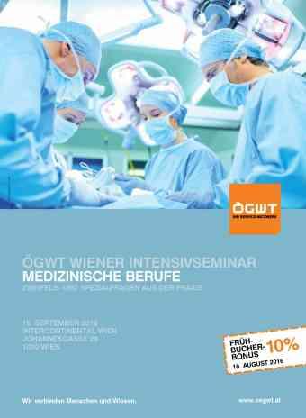 ÖGSW Wiener Intensivseminar