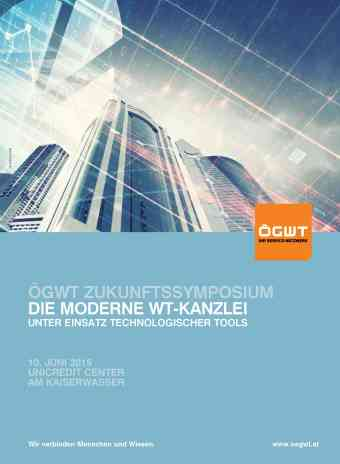 ÖGSW Zukunftssymposium