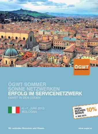 ÖGSW Sommer Sonne Netzwerken